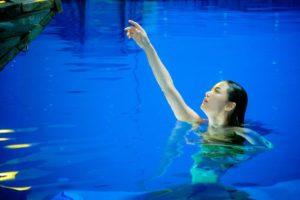 青い海の伝説