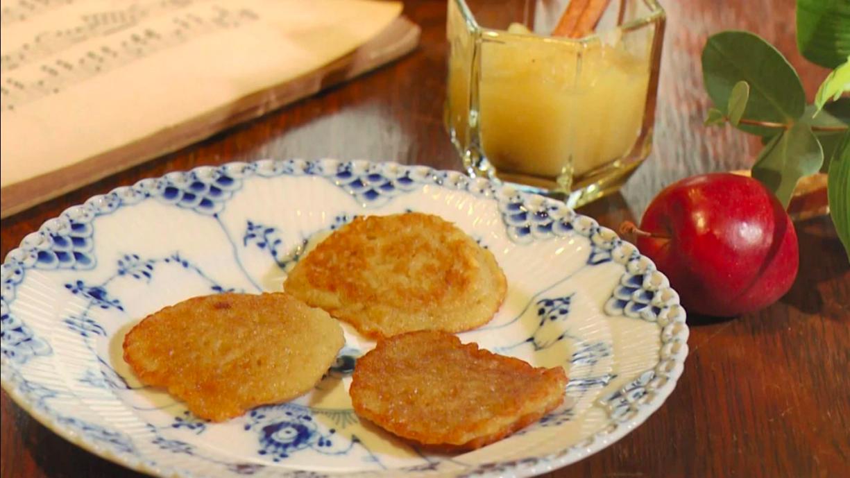 【レシピおさらい】フジコ・ヘミングのカルトッフェルプッファーの材料と作り方 / グレーテルのかまど