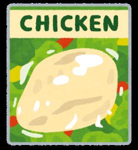 鶏肉の炒め煮